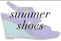 Summer Shoes /  If the shoe fits, buy it in every color.
