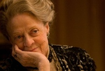 <3 Dame Maggie Smith / by Marilyn Zimmers