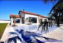 Immobilier de Prestige / Immobilier de luxe : maisons et appartements de prestige... #achatventeluxe