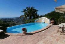 Piscines / Swimming-pools / Maisons avec piscines de rêve ! #Piscine #détente