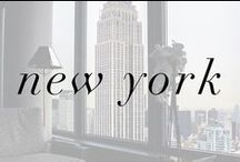New York / Shop by destination and find everything you need to look very chic in New York this summer!   Shop here: http://bit.ly/163a2Cj / by OneStopPlus