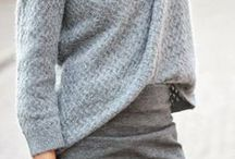 Fall & Winter / colors & styles for the cool. / by Jessi Rayhill