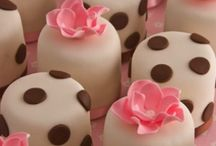 Petit Fours and more... Sweet Inspiration <3