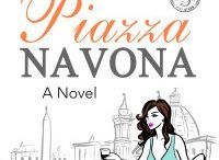 Author MLKilian / I write novels. First one is called Piazza Navona and part two is Nob Hill.  Try it on for size and let know what you think