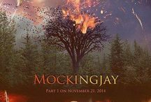 The Hunger Games Trilogy / The Books, the Movies, the Actors.  / by Mckenzie Barry