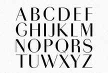 Typography / by TED Talks