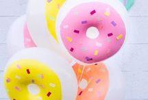 Birthday Ideas / Birthday party and gift ideas