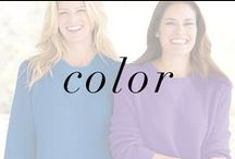 Color / Plus size outfits with a pop of color! / by OneStopPlus