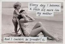 My Mothers's Day Tribute / My mother has been beside me through thick and thin. I want to express my appreciation in everything she has done to contribute to the person I am today.