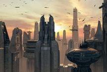 ✻✻ Future City ✻✻ / by Mary E. Berens-Oney
