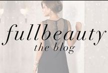 Fullbeauty - THE BLOG / Your source for everything plus!  / by OneStopPlus