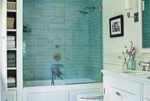 Bathrooms and closets / by Leah Douglas
