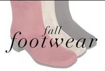 Fall Footwear / Step into Autumn  / by OneStopPlus