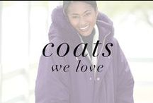 Coats We Love / Keep yourself cozy in these fashionable jackets! / by OneStopPlus
