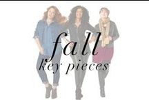 Fall Lookbook / Our favorite plus size looks for fall!  / by OneStopPlus