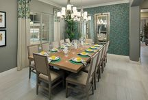 Dining Rooms / by Britni James