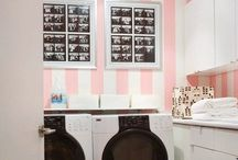 Laundry Rooms / by Britni James