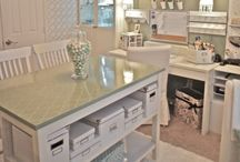 Craft Rooms / by Britni James