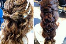 Hair / by Britni James