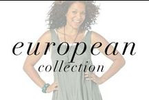 European Collection / You Don't Have to Travel to Enjoy Fashion Abroad / by OneStopPlus