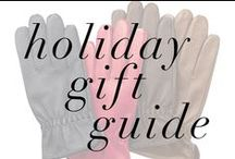 Holiday Gift Guide / Find the perfect gift for all your family & friends!