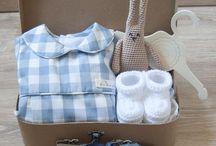 Canastillas newborn y babyshower / Regalos especiales y 100% adorables