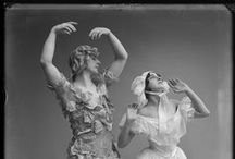 Vintage Ballet Photography / Photos of ballet dancers no longer with us.