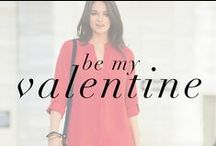 Valentine's Day Lookbook / February is fast approaching! What will you be wearing this Valentine's Day?