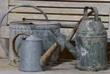 Picture This: Galvanized... / Innovative uses for ordinary galvanized things.
