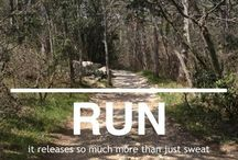 Damn Straight: I'm A Runner / I love running and nothing gets rid of a crappy day like running does.  / by Mckenzie Barry