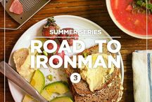 Ironman 70.3 2016 / by Mckenzie Barry