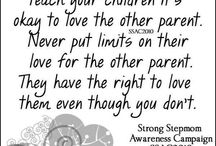 Stop Parent + Step Parent Alienation Syndrome / I wish I had found this information 18 years ago... I hope this board helps families dealing with parental alienation syndrome.  https://www.psychologytoday.com/blog/co-parenting-after-divorce/201304/the-impact-parental-alienation-children