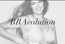 BRAvolution / The Bravolution is here! 18 plus size bras. 9 innovations. 25 great colors. Looking for comfort in a stylish, comfortable, colorful bra that's just the right fit for your curves? Discover #ComfortIsChoice.