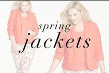 Spring Jackets Lookbook / The must-haves for your spring wardrobe!