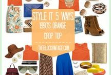 The Blog on The Block / Vintage and style inspiration straight from The Block Vintage's blog!