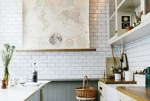 interior + home decor / inspiring homes and more