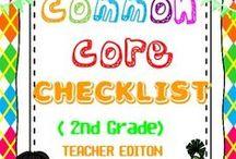 teaching grade 2. / 2nd grade focus. / by Carli Siebert