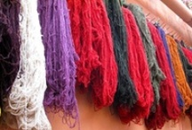Crafts ~ mostly fiber / anything having to do with fiber arts is included, loom, weaving, etc. I crochet and knit fortunately, so both type of patterns are here, tho lean to crochet more.