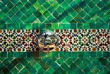 Moroccan Home Style / There are thousands of ways to incorporate Moroccan and bohemian style into your home and life. This board shares home and fashion design.  / by Amanda Mouttaki
