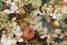 Cottage Crafts Online Wreaths / wreaths, wreath, door wreaths, silk floral, door decor, cottage crafts online, CottageCrafts, CottageCraftsOnline etsy.com/shop/cottagecraftsonline  http://cottagecraftsonline.com/
