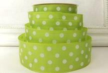Cottage Crafts: Spring & Summer Ribbon / Ribbons in spring and summer colors and for late winter, spring and summer holidays. For diy crafts, weddings, sewing, wreaths, floral arrangements, corsages and decor. Visit our shop to see our vast assortment of ribbons, from satins to burlaps to wired seasonal ribbons and supplies for diy crafting and home decor. https://www.etsy.com/shop/CottageCraftsOnline,  http://cottagecraftsonline.com http://www.etsy.com/shop/cottagecraftsonline, https://www.facebook.com/CottageCraftsOnline / by Cottage Crafts Online {Ribbons for DIY}
