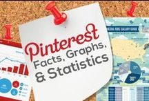 PINTEREST FACTS, GRAPHS, & STATISTICS / Find out interesting facts about Pinterest and Social Media. Got a fabulous social media or Pinterest marketing story to share? Provide links and tell us about it.  / by Power of Pinterest Book
