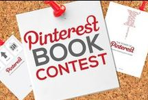 """PINTEREST BOOK CONTEST! DESIGN THE COVER! / Inviting all Graphic Artist to submit covers for the social media marketing book of 2012....THE POWER OF PINTEREST - Graphic Artists, follow the board and comment...we'll invite you to be a contributor. After that, you can upload your design as a """"pin"""".  / by Power of Pinterest Book"""