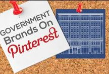 GOVERNMENT BRANDS ON PINTEREST / by Power of Pinterest Book