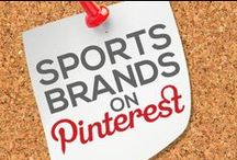 SPORTS BRANDS ON PINTEREST / by Power of Pinterest Book