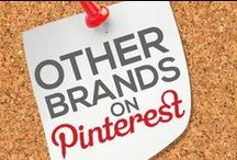 OTHER BRANDS ON PINTEREST / by Power of Pinterest Book