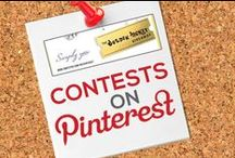 CONTESTS ON PINTEREST / by Power of Pinterest Book