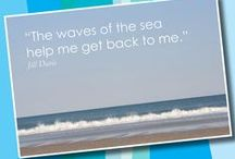 {Ocean Inspiration & Motivation} / by Annie Mac