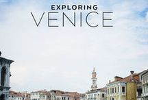Venice / by Igor Mamantov