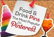 FOOD & DRINK PINS — THE MOST POPULAR ON PINTEREST BY # OF REPINS / Any FOOD & DRINK PIN that Achieves 2,000+ REPINS is Added to this Board, Making it Easier for You to Discover the Most Popular Food and Drink Related Pins on Pinterest — This Board is Your #1 Source to Keep Tabs On and Discover the Most Popular Images Circulating on Pinterest in this Category! — Please Follow this Board. We Work Hard Daily to Update it for your Enjoyment it and Share With You the Best Content & Most Popular Food and Drink Related Pins! : )  / by Power of Pinterest Book